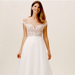 Jenny by Jenny Yoo Westerly Gown from BHLDN